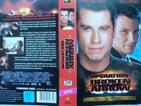 Operation : Broken Arrow ... John Travolta  ...  VHS !!!