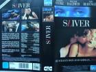 Sliver ... Sharon Stone, William Baldwin ... VHS !!!