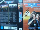 Top Gun ... Tom Cruise, Kelly McGillis   ... VHS !!!