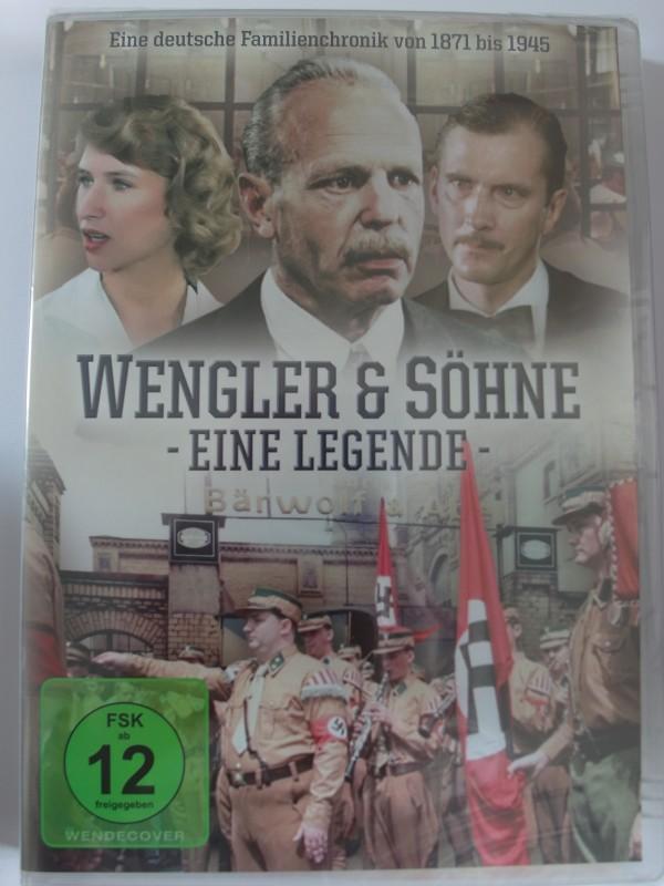 Wengler & Söhne - Eine Legende, DEFA - Familie 1871 - 1945