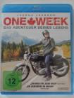 One Week - Abenteuer seines Lebens - Biker düst durch Kanada