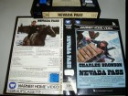 NEVADA PASS - Erstauflage VHS Warner - Charles Bronson TOP !
