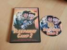 SLEEPAWAY CAMP 2 - Camp des Grauens II * Video World DVD