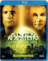 *ALIEN NATION *UNCUT* DEUTSCH *NSM BLU-RAY* NEU/OVP