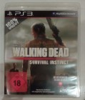 The Walking Dead Survival Instinct PlayStation 3 PS3 uncut