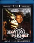 MOVING TARGET Blu-ray Action Klasiker Michael Dudikoff
