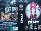 Crazy Instinct ... Armand Assante, Sherilyn Fenn ... VHS !!