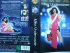 Miss Undercover ... Sandra Bullock, Michael Caine  ...  VHS
