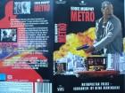 Metro ... Eddie Murphy, Michael Wincott  ...  VHS  !!!