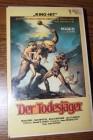 VHS - DER TODESJÄGER Deathstalker Magic Video UNCUT