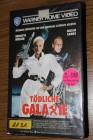 VHS - TÖDLICHE GALAXIE Brigitte Nielsen Julian Sands UNCUT