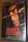 VHS - UNDER PRESSURE Charlie Shhen UNCUT