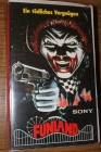 VHS - FUNLAND Clown Horror Komödie RAR & UNCUT