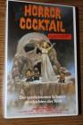 VHS - HORROR COCKTAIL Episodenhorror Tales Crypt UNCUT