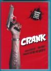 Crank - Extended Version DVD Jason Statham sehr guter Zust.