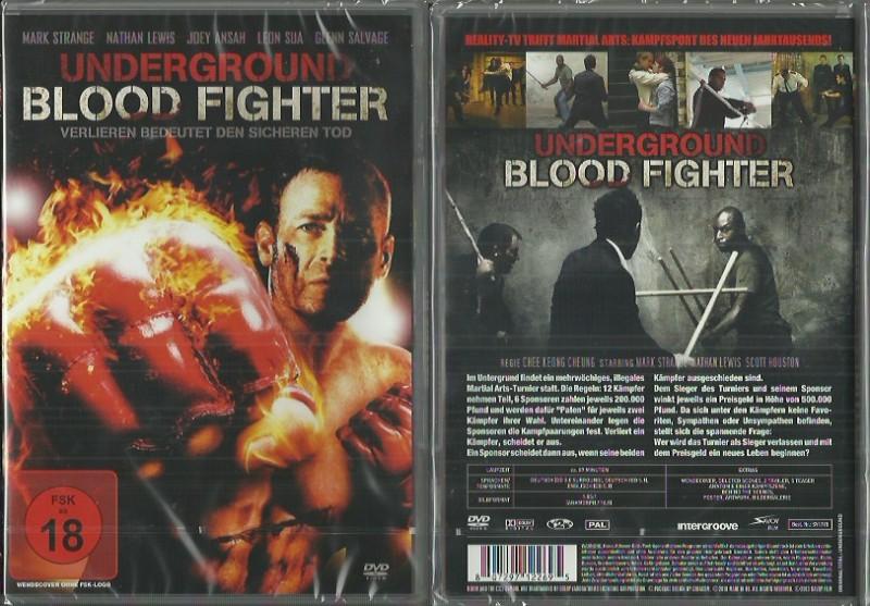 Underground Blood Fighter (2905415, NEU, OVP, SALE)
