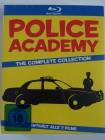 Police Academy 1, 2, 3, 4, 5, 6, 7 Sammlung Steve Guttenberg