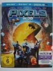 Pixels 3D - Adam Sandler, Kevin James, Außerirdische