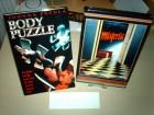 Body Puzzle - BluRay - + Mysteria ---- 2 grosse Hartboxen