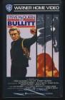 VHS deutsch BULLITT - Steve McQueen - NEU; ohne Folie