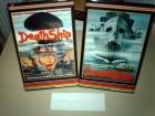 Death Ship Cover A + B    --  2 grosse Hartboxen