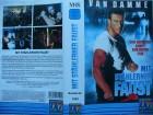 Mit stählerner Faust ... Jean - Claude van Damme ... VHS !!