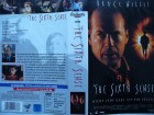 The Sixth Sense ... Bruce Willis, Haley Joel Osment  ...VHS