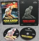 Man Eater XT Steelbook 2 DVD Antropophagus