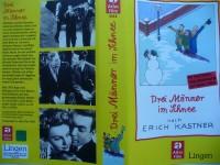 Drei Männer im Schnee ... Paul Dahlke, Claus Biederstaedt