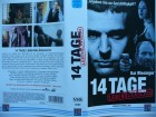 14 Tage Lebenslänglich ... Kai Wiesinger ...  VHS !!!