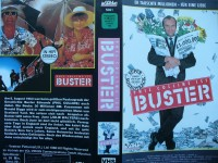 Buster ... Phil Collins, Julie Walters  ...  VHS !!!
