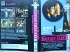 Karate Kid II ... Ralph Macchio, Pat Morita   ...  VHS !!!