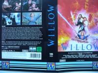 Willow ... Warwick Davis, Val Kilmer, Joanne Whalley ... VHS