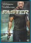 Faster DVD Dwayne Johnson, Billy Bob Thornton s. g. Zustand
