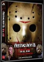 FREITAG DER 13. - Teil 08 - TODESFALLE MANHATTAN Mediabook