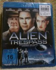 Alien Tresspass Blu-ray uncut Ovp (H)