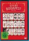 Grand Budapest Hotel DVD Ralph Fiennes, Bill Murray s. g. Z.