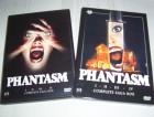 Phantasm  1-4 Complette Saga Box  -DVD- aus der Schweiz