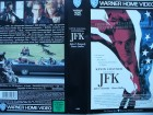 JFK - Tatort Dallas ... Kevin Costner, Kevin Bacon ...  VHS