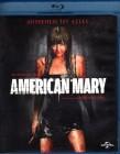 AMERICAN MARY Blu-ray - klasse sexy Slasher Splatter Horror