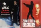 Deadly Revenge + Zum töten Freigegeben 2 DVDs uncut