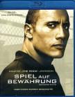 SPIEL AUF BEWÄHRUNG Blu-ray - Dwayne Johnson Thriller