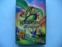 Meister Dachs und seine Freunde  ...   VHS !!!