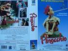Die Legende von Pinocchio ... Martin Landau  ...   VHS !!!