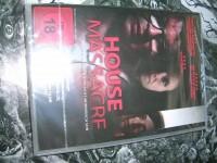HOUSE MASSACRE DVD EDITION NEU OVP