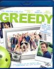 GREEDY Blu-ray - Michael J. Fox Kirk Douglas - Top Komödie