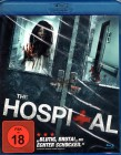 THE HOSPITAL Blu-ray - böser blutiger Horror Schocker