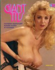 GIANT TITS Vol 2 Nr 2 - 1991 Chessi Moore