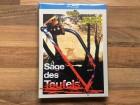 TORSO - DIE SÄGE DES TEUFELS - MEDIABOOK BLU RAY / DVD