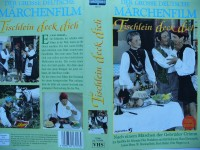 Deutscher Märchenfilm - Tischlein deck dich  ...  VHS !!